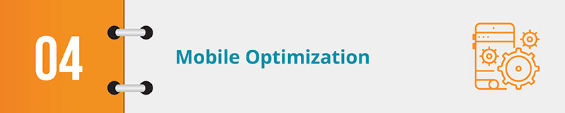 Mobile optimize content for more online donations for nonprofits.