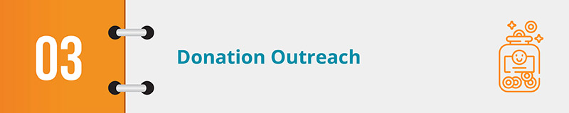 Perfect your nonprofit's donation outreach.