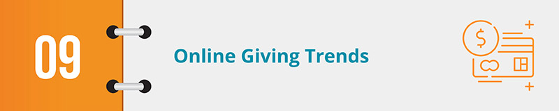 Follow giving trends to drive online donations for nonprofits.