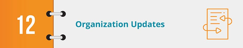 Update donors for better ROI of donations for nonprofits.