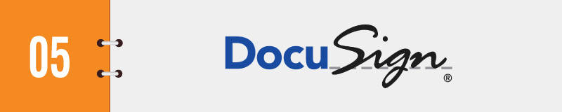 DocuSign is a top Salesforce app for nonprofits that makes it easy to sign waivers and agreements.