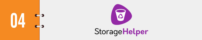 Storage Helper's Salesforce app for nonprofits helps organizations save valuable space.