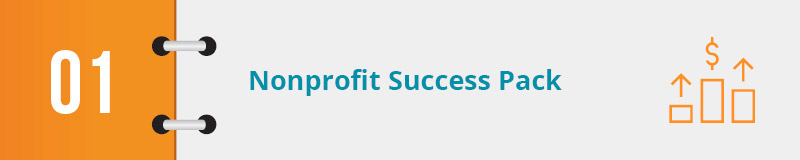 Implementing the NPSP is the first step to configure Salesforce for nonprofits.