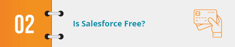 Is Salesforce for nonprofits free?