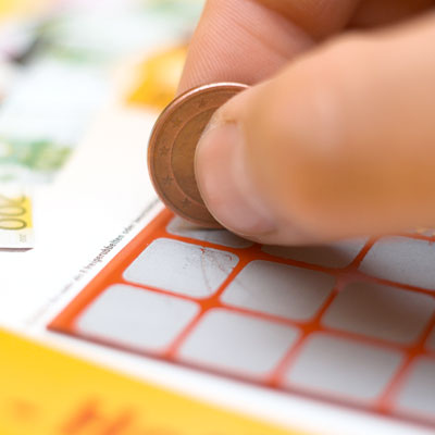 """""""Scratch Card Sunday"""" is a great fundraising idea that's sure to raise money."""
