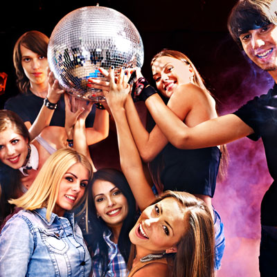 Host a throwback Thursday dance to raise funds.