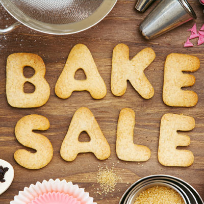 A virtual bake sale is the perfect fundraising idea.