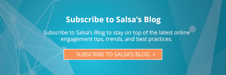 Subscribe to Salsa Blog