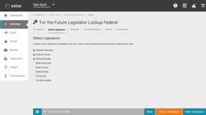 Legislator Lookup
