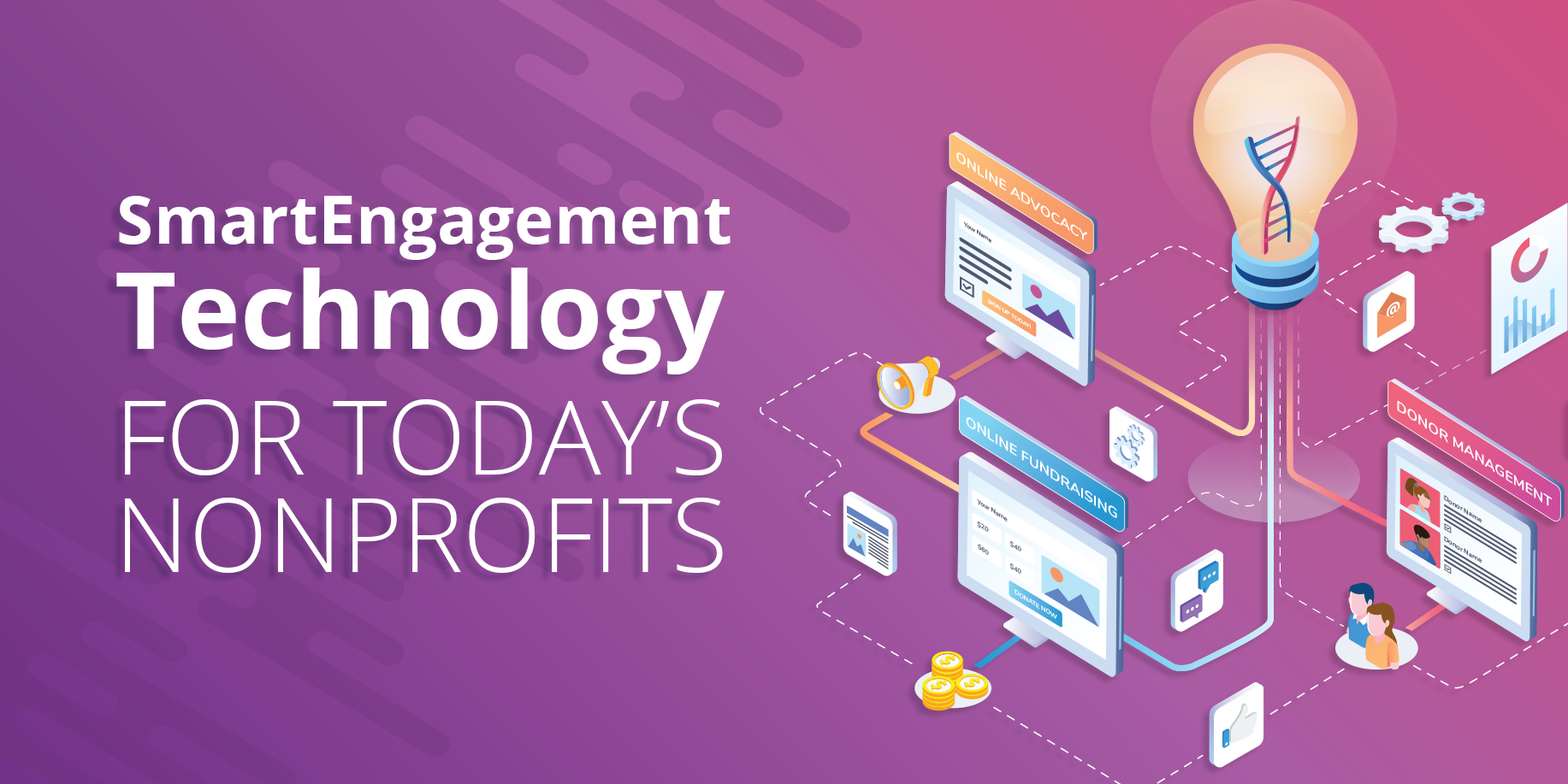 SmartEngagement: Technology for Today's Nonprofits