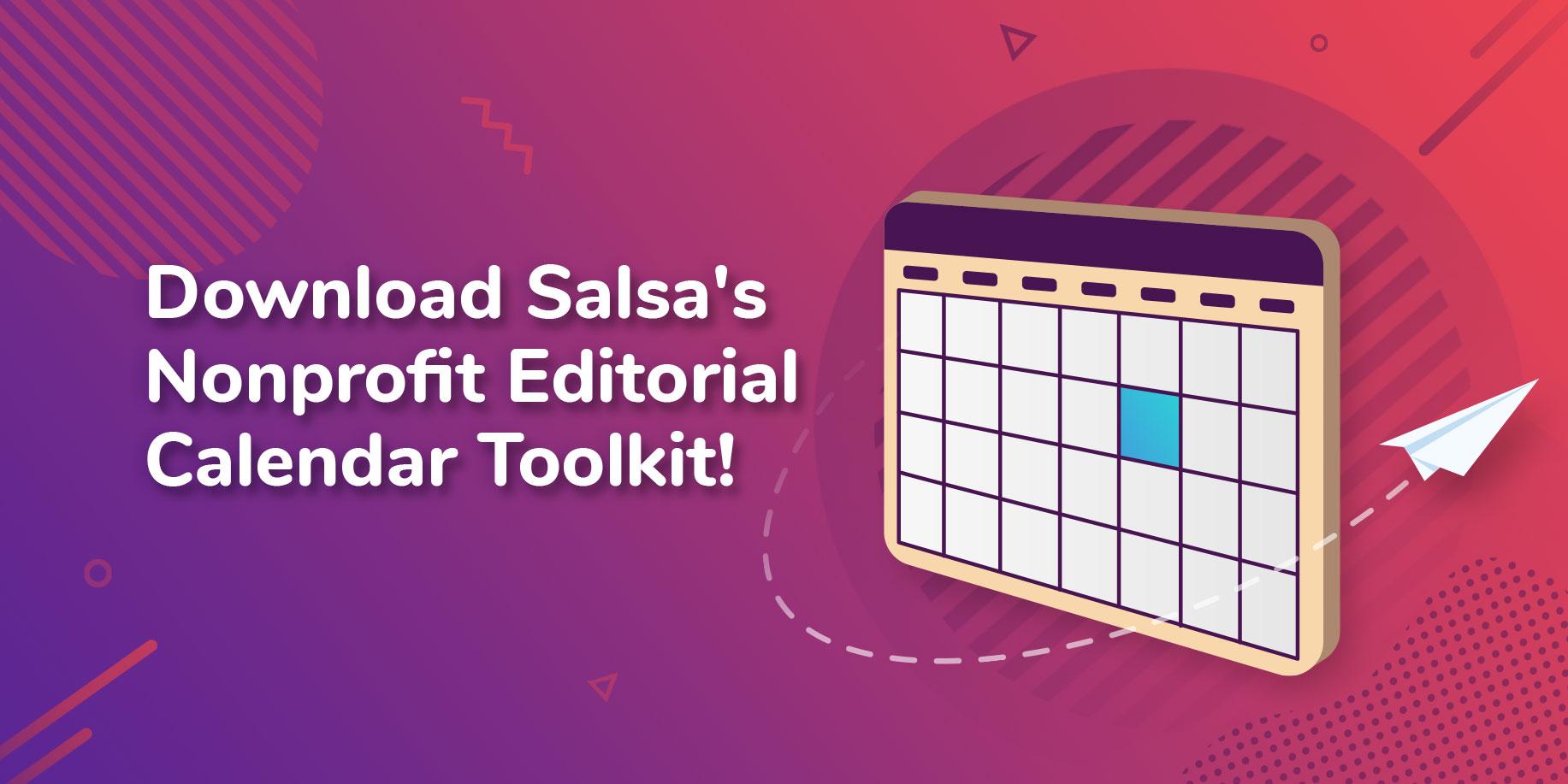 Get Organized With a Nonprofit Editorial Calendar