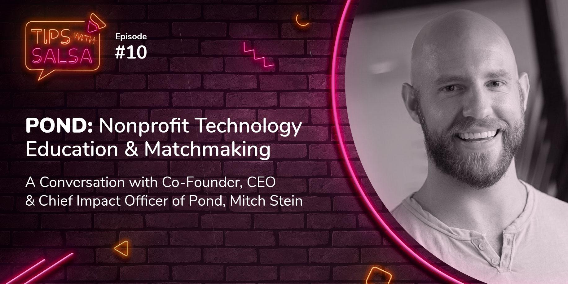 POND: Nonprofit Technology Education & Matchmaking