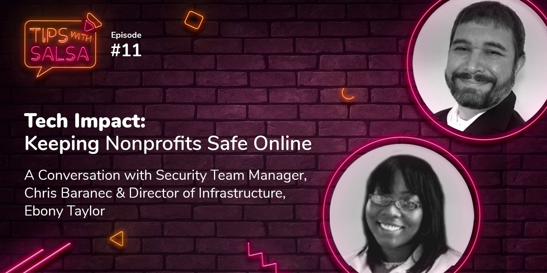 TECH IMPACT: Keeping Nonprofits Safe Online