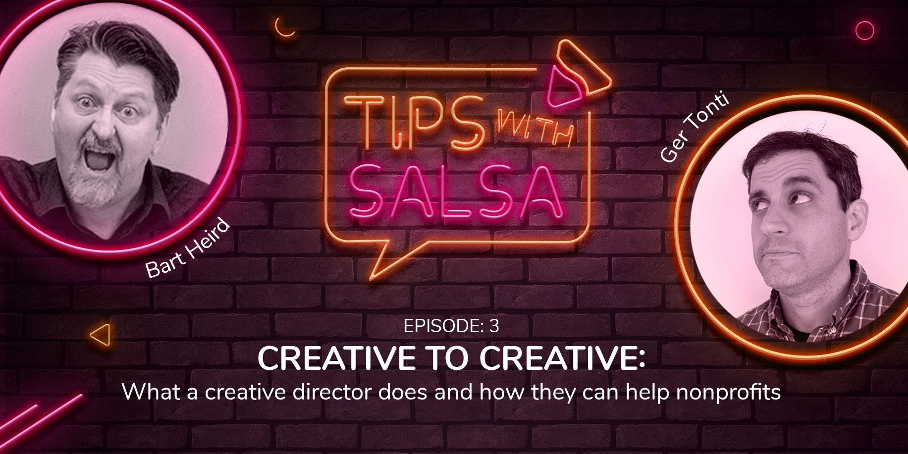 Creative to Creative