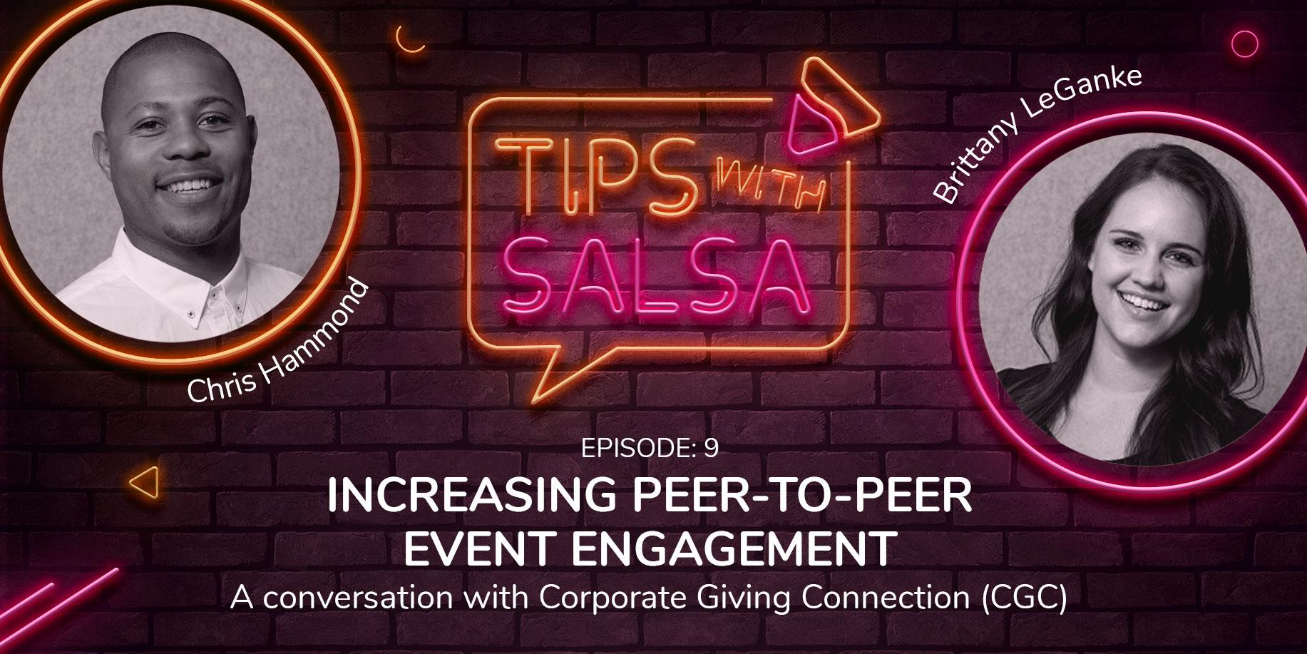 Increasing Peer-to-Peer Event Engagement